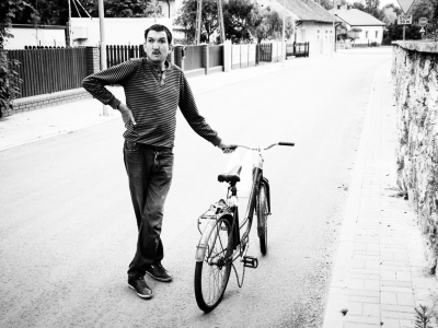 _DSC1915 A Cyclist