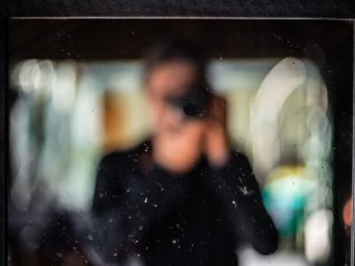 _DSC3717 Autoportret w lustrze