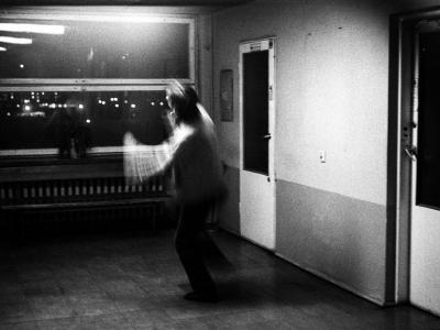 OLD_1671_35 Wieczorem na Polibudzie (grudzień 1983)